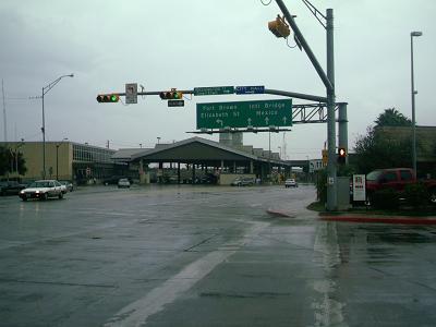 Brownsville Interstate Highway